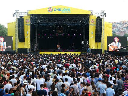 One Love Festival  14' e katılacak isimler belli oldu