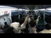 Metroyu zombiler bastı!