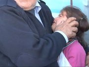 Suriyeli kızın gözyaşları!