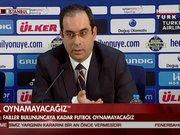 Fenerbahçe'den tarihi açıklama!