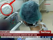 Özel hastanede skandal!