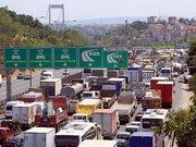 Köprü ve otoyollardan 3 ayda 202 milyon lira