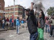 Güney Afrika'da ırkçılık dalgası