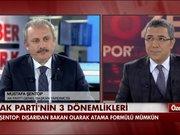 Özel Röportaj - Mustafa Şentop / 21  Nisan Salı