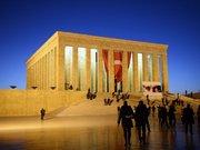 Anıtkabir'de görkemli bir gece