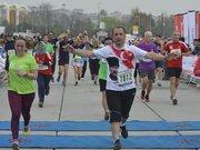 Tarihi Yarımada'da maraton