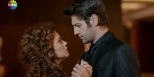 Sinan ve Nisan'dan romantik tango