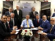 Erdoğan'dan Kuveyt dönüşü önemli mesajlar