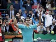 İstanbul'un şampiyonu Federer!