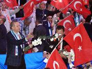 Erdoğan İstanbul'da Rizelilerle buluştu