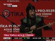 Arslanbek Sultanbekov'dan Dombra