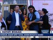 Meclis'in Roman adayı!