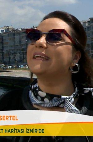 Lezzet Haritası İzmir'de