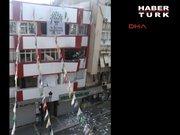 HDP il binasında patlama meydana geldi