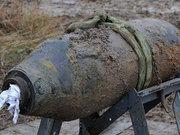 250 kiloluk bomba bulundu