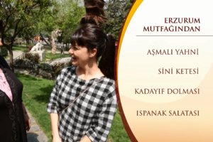 Nursel'in Mutfağı'nda Erzurum