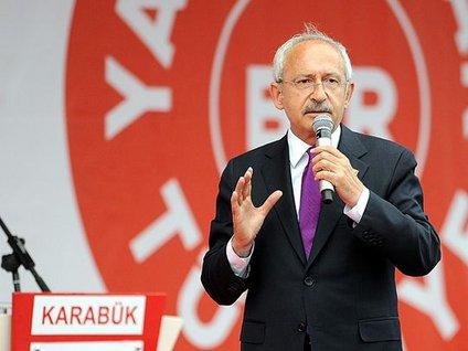 Kılıçdaroğlu'nun 1 günü