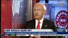 CHP lideri Kemal Kılıçdaroğlu Habertürk'te!