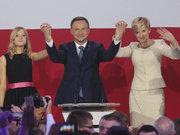 Polonya Cumhurbaşkanı'nı seçti